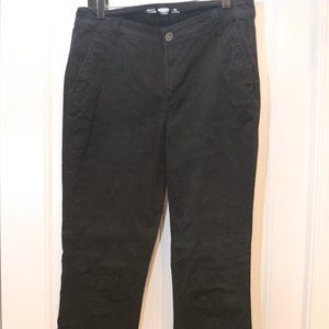 Old Navy Black Bootcut Women's 10 Tall Jeans